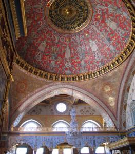 Photo of Topkapi Palace Harem Dome
